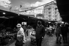 Under the big market tents #2