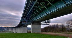 """Under the Bridge"" - Mintarder Brücke"