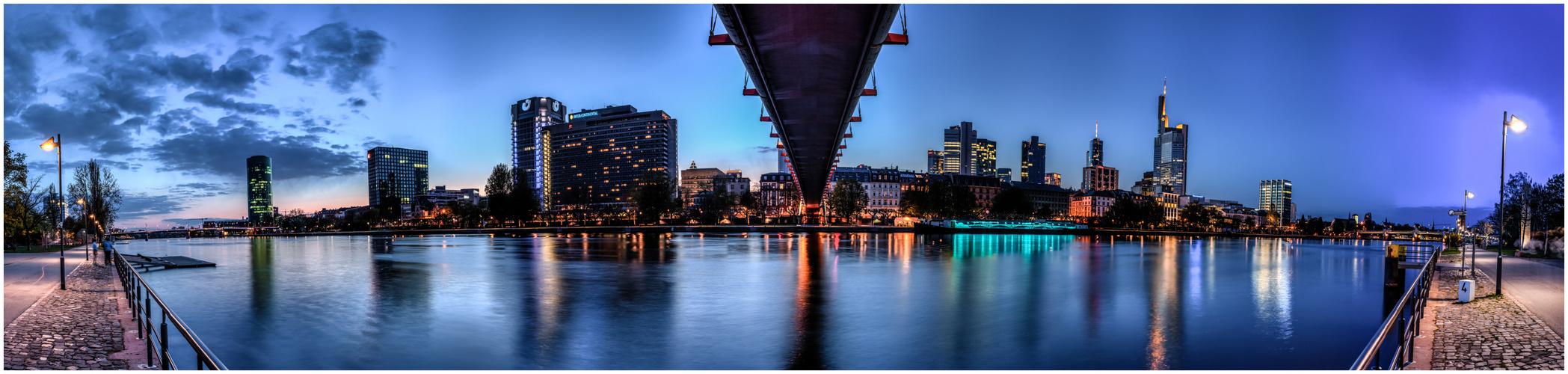 Under the Bridge, Part III