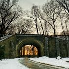 Under the Lovering Ave Bridge