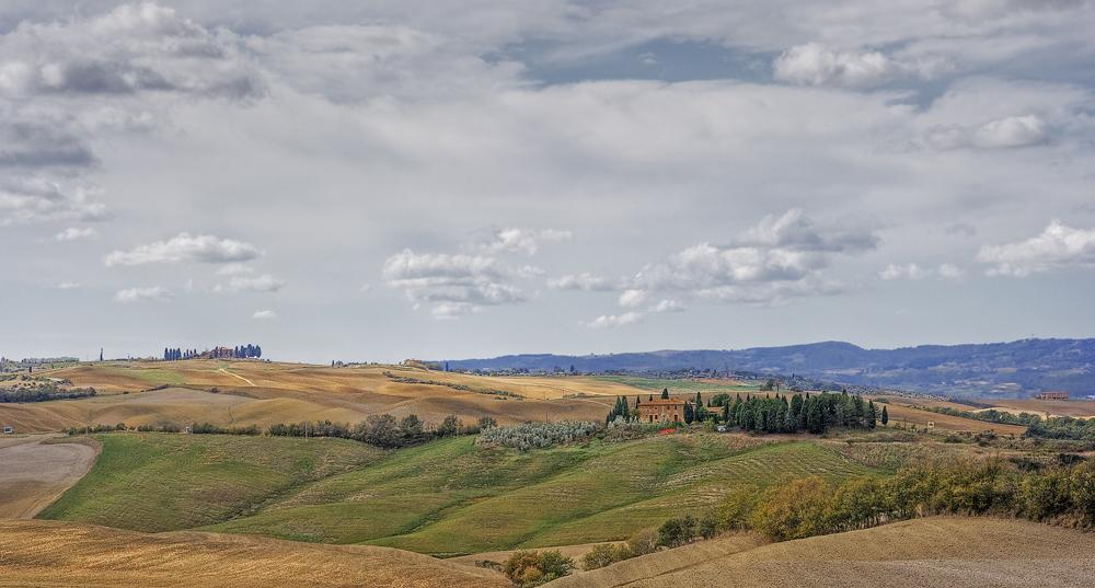 Under Tuscan skies...II.