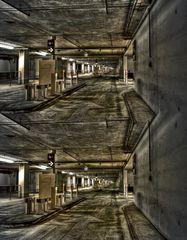 underground parking doubled