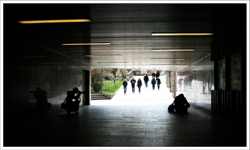 -- underground photographers --