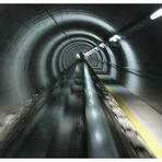 Underground @ ZRH Airport