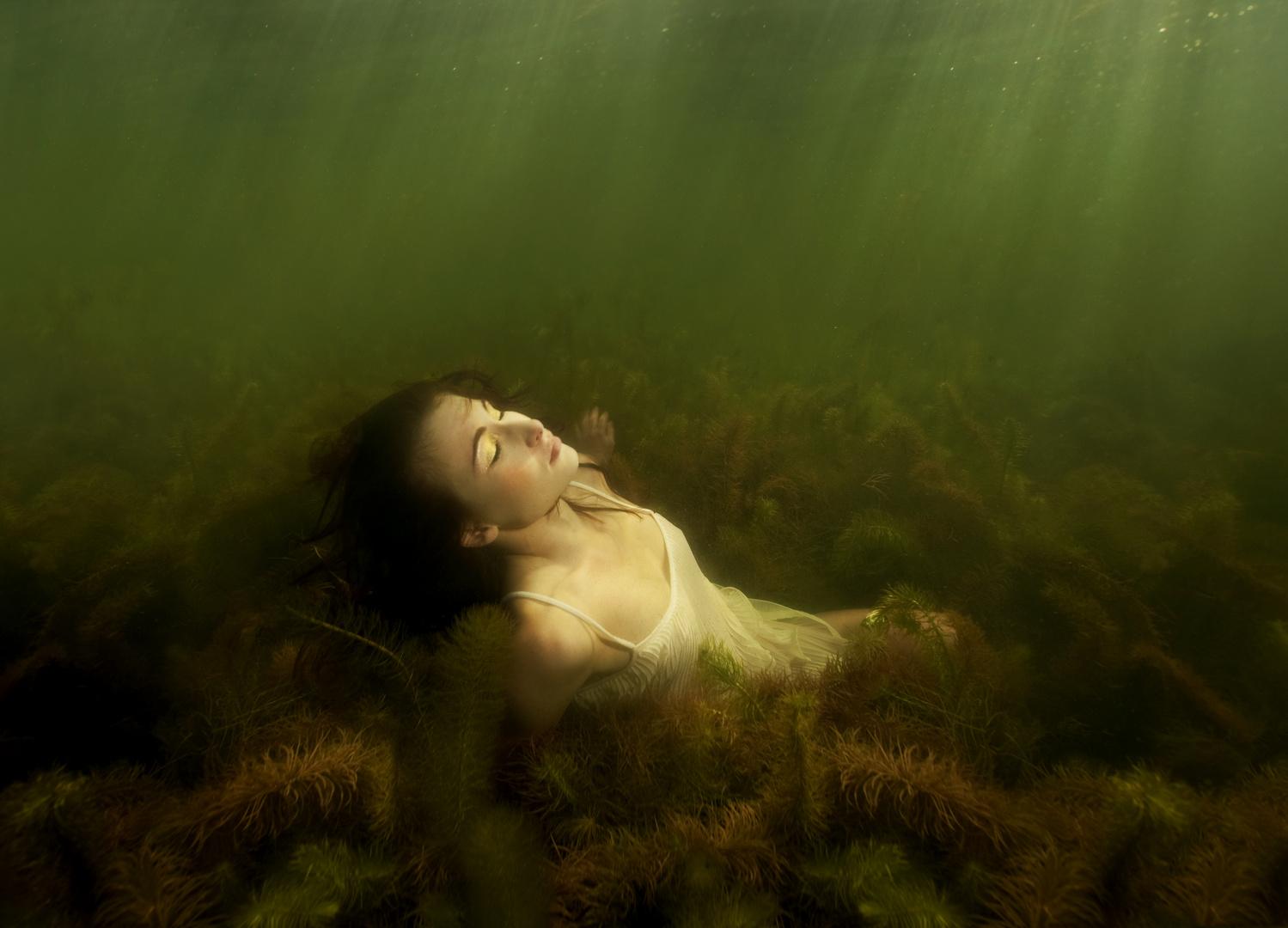 Underwater dream
