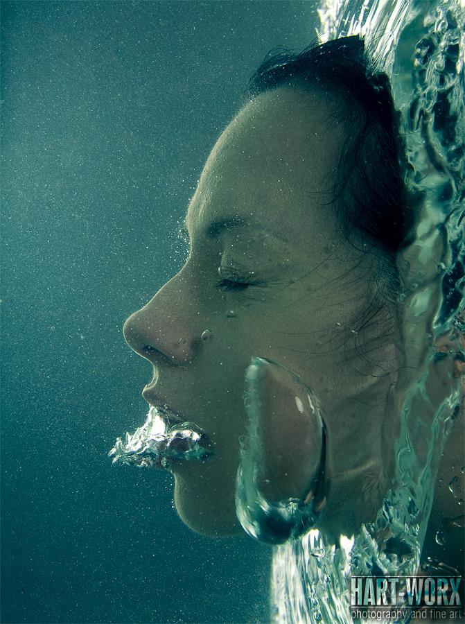 ** Underwater **