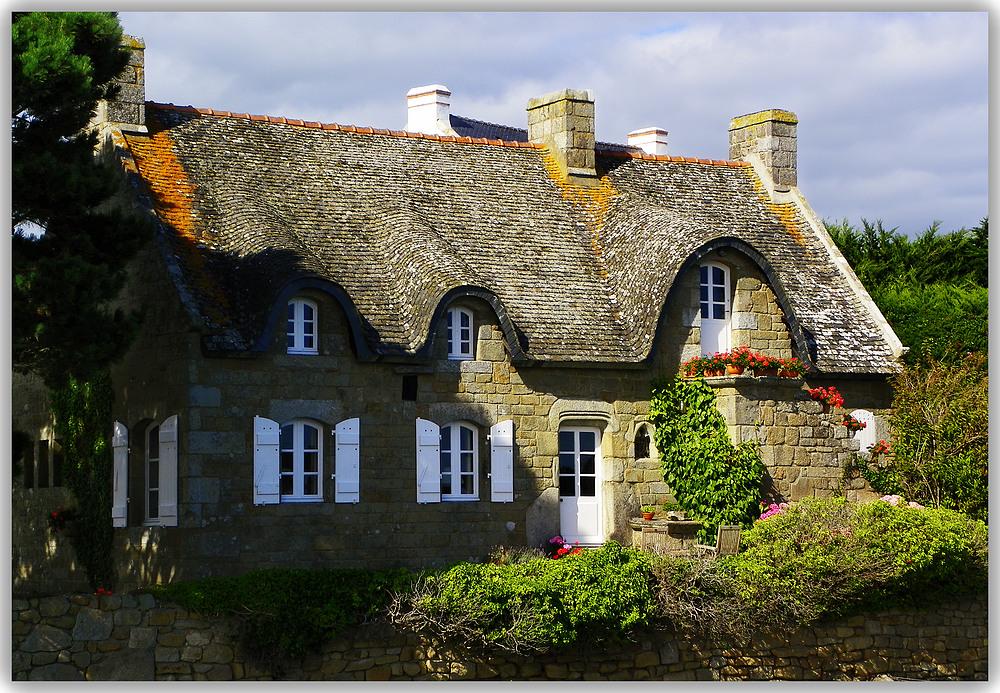 Une autre maison ...