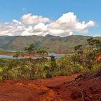 Une autre vue du Parc Régional de la Rivière Bleue  --  Sud de la Nouvelle-Calédonie