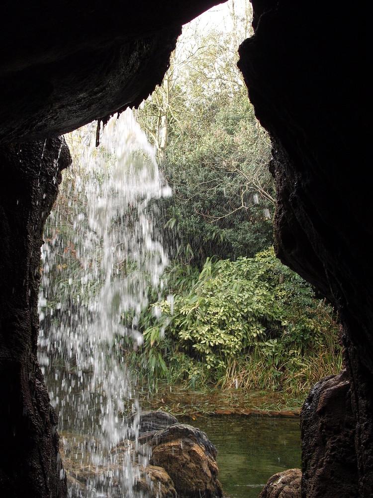 Une belle cascade