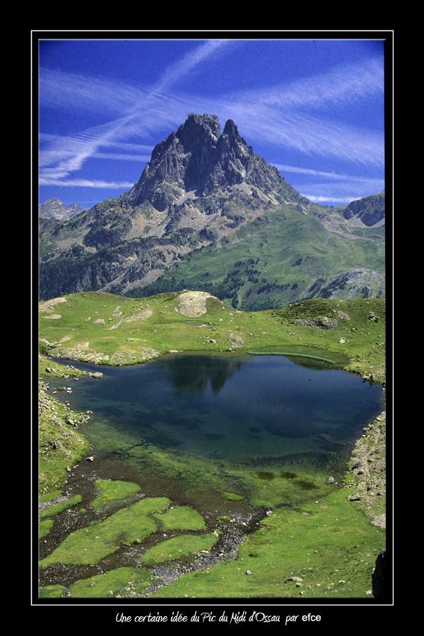 Une certaine idée du Pic du Midi d'Ossau