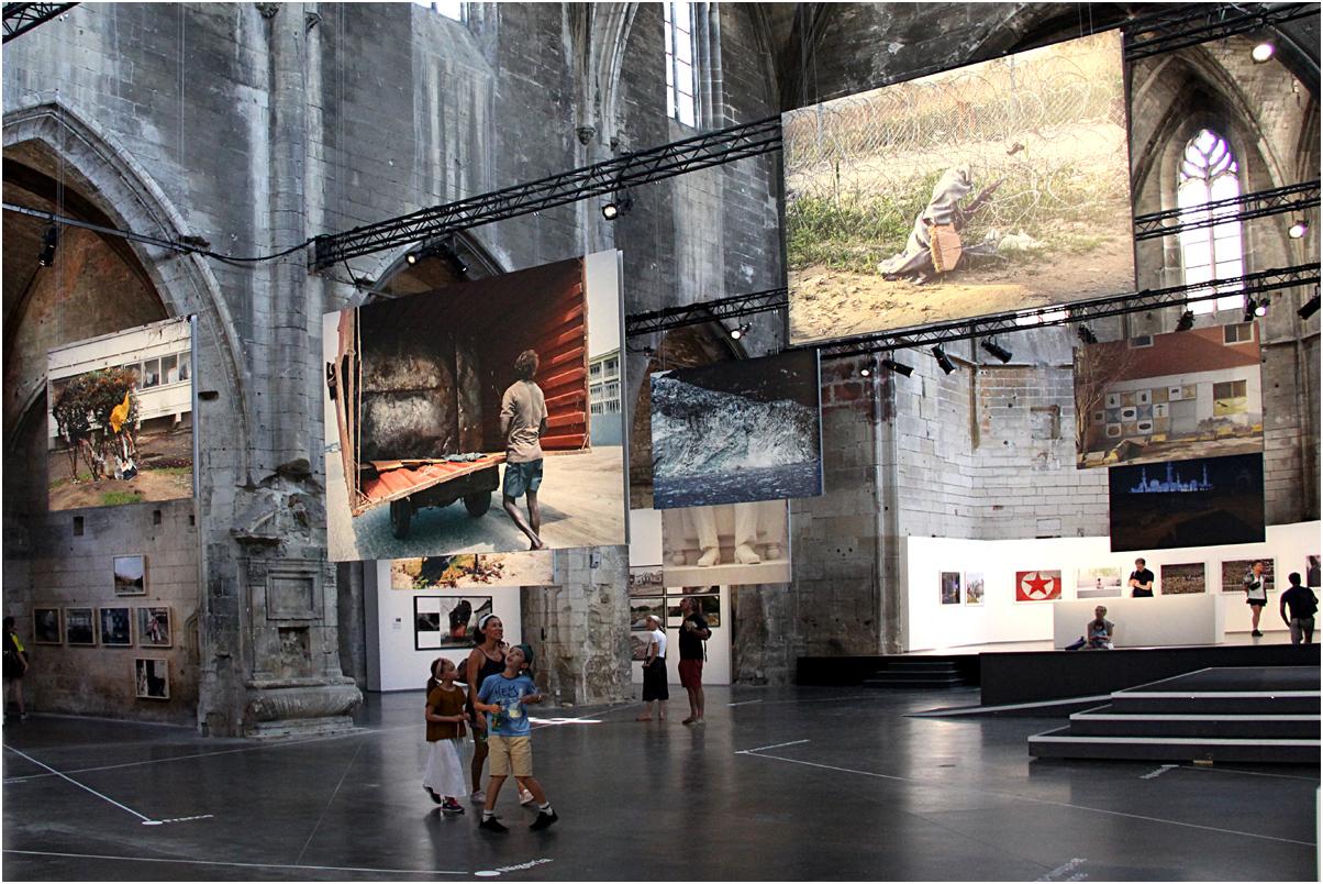 une expo à Arles