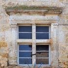 Une fenêtre à meneaux