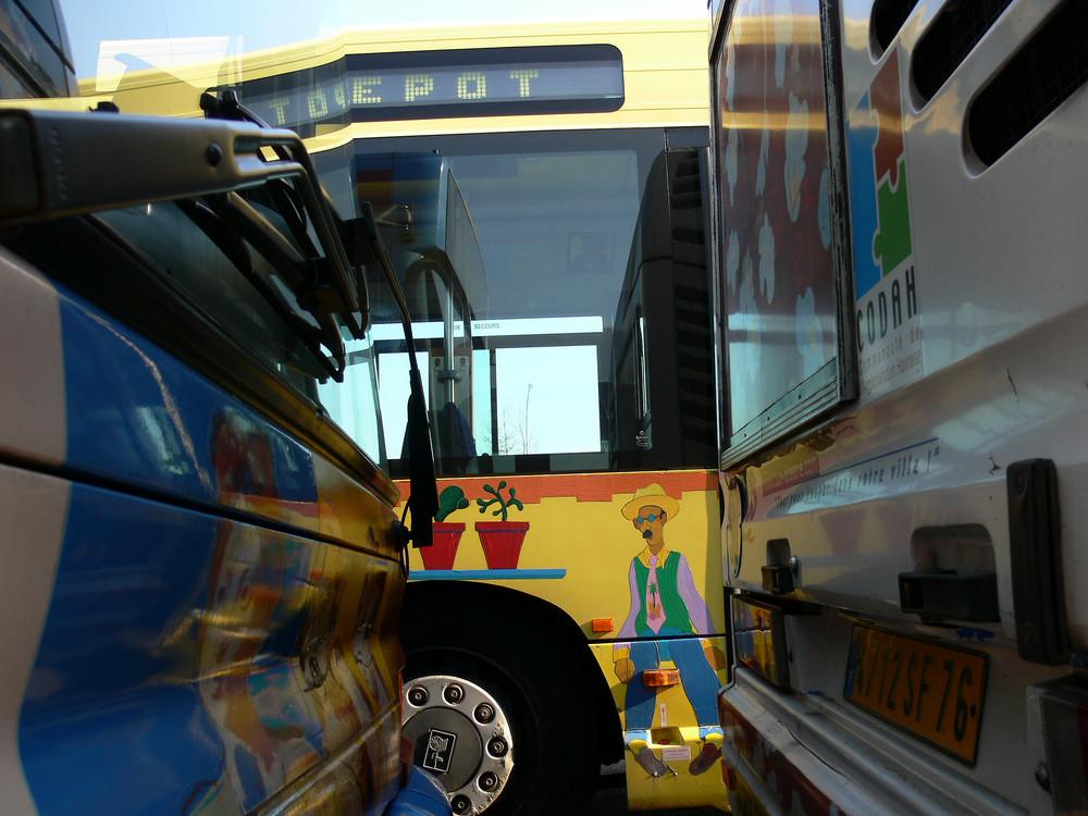 Une histoire de Bus
