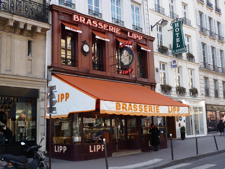Une institution de la gastronomie française