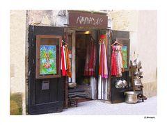 Une jolie petite boutique