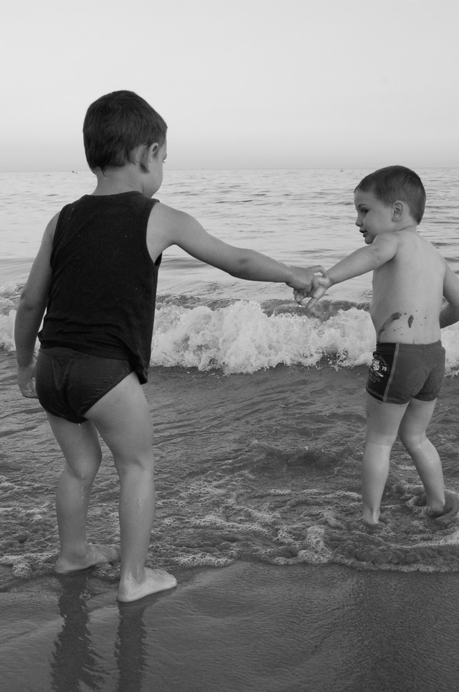une journée a la plage