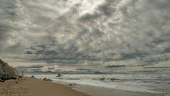 Une journée nuageuse mais un tempérament radieux