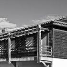 Une maison de vacances à Mimizan