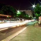 Une nuit à Paris