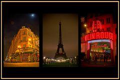 Une nuit á Paris