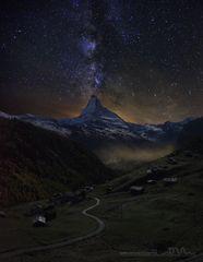 Une nuit à Zermatt