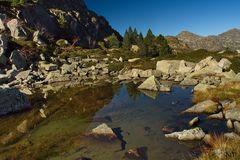 Une oasis dans les Pyrénées.