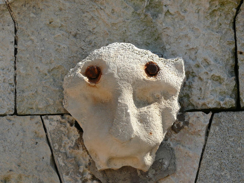 une pierre de fort boyard