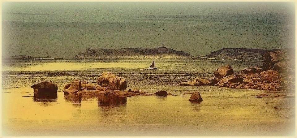 Une plage des Côtes d'Armor pour respirer avant 2014!