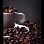 ... une tasse de café ...