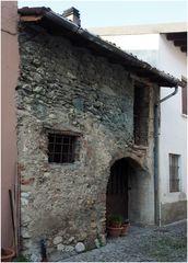 Une très vieille maison…