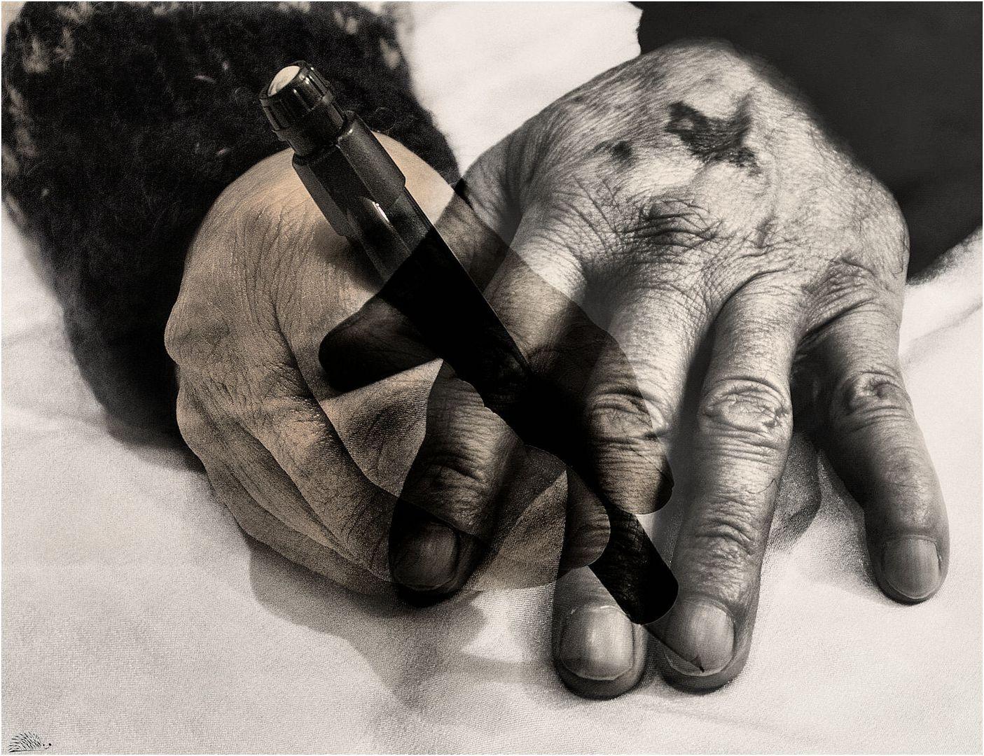 une vie dans les mains