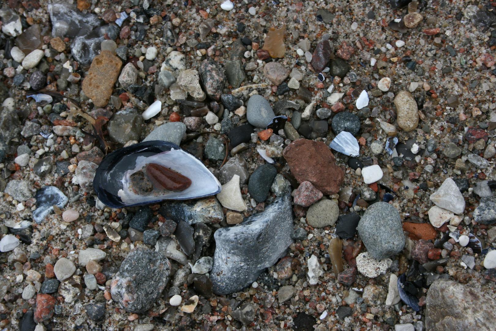 Unendlich viele Steine