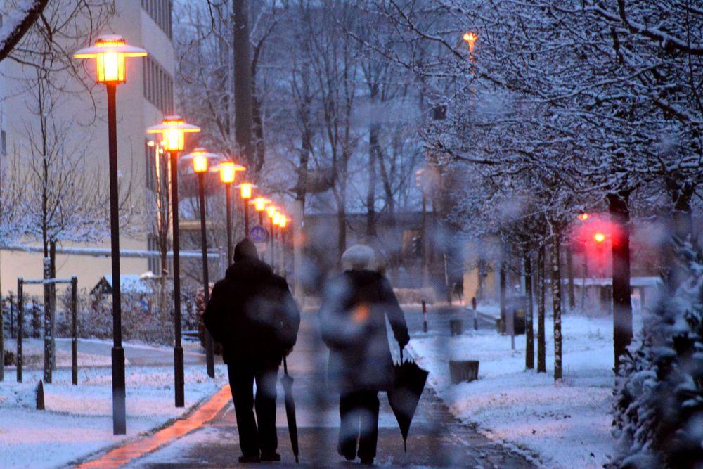 Unerwarteter Winter
