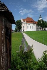 UNESCO-Welterbe - Wieskirche