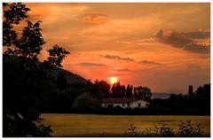 Un'estate, al tramonto