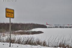 Unfall Flughafen Dortmund 2