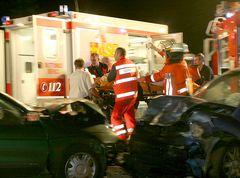Unfall Landkreis SHG