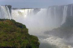 Unfassbare Dimension Iguacu