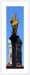 """Ungewöhnliche Interpretation """"Dom zu unserer lieben Frau"""" Frauenkirche München"""