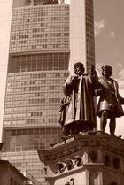 ungewöhnliche Sicht auf die Bankenwelt