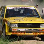 Ungewöhnlicher Rallye-Toyota...