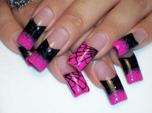 unghia rosa