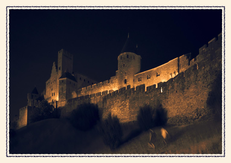 Unheimlich in Carcassonne