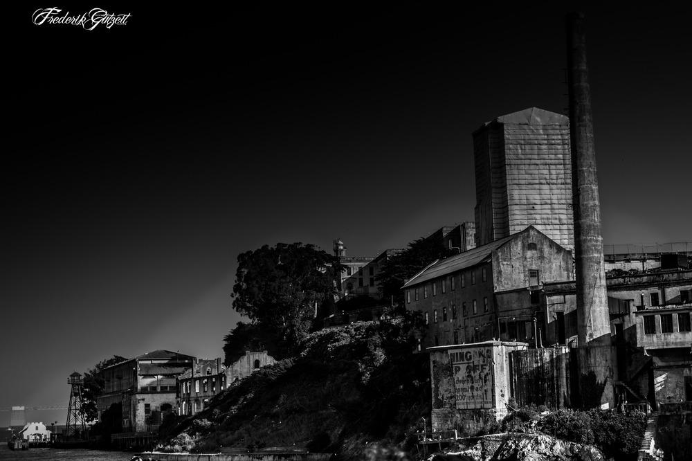 Unheimliches Alcatraz