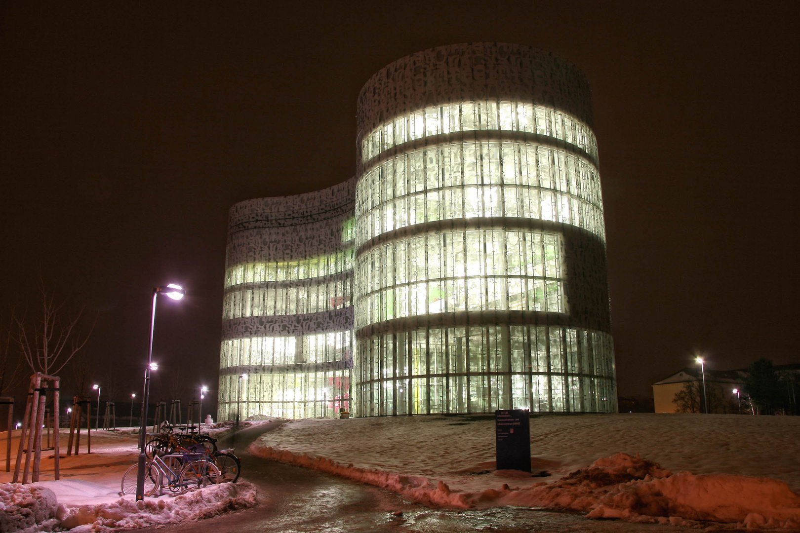 Uni - Bibliothek Cottbus