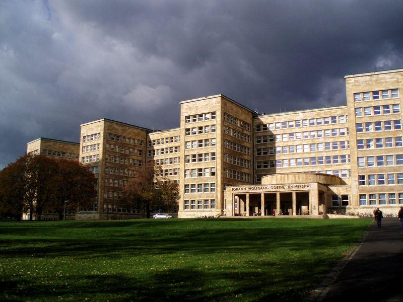 Uni Campus Westend, Frankfurt am Main
