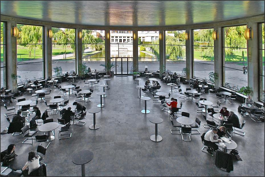 Uni Frankfurt Mensa Casino