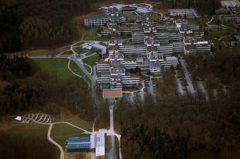 Uni Ulm - West