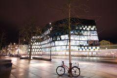 Unibibliothek in Freiburg