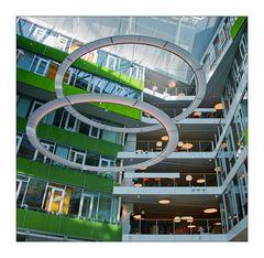 Unilever Interior, Hafencity